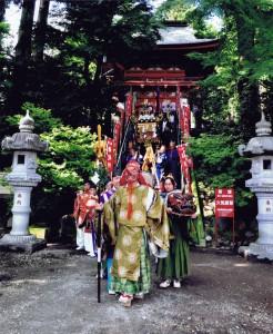 「伝統の継承」 江川多嘉様 矢板市木幡神社